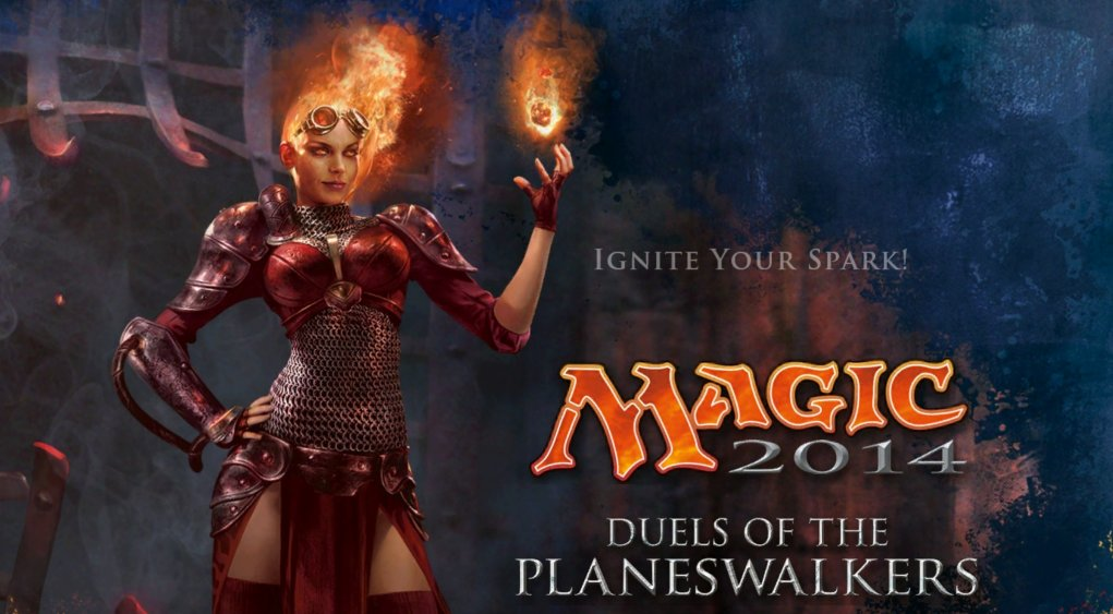 Magic: The Gathering 2014 – Duels of the Planeswalkers Expansion