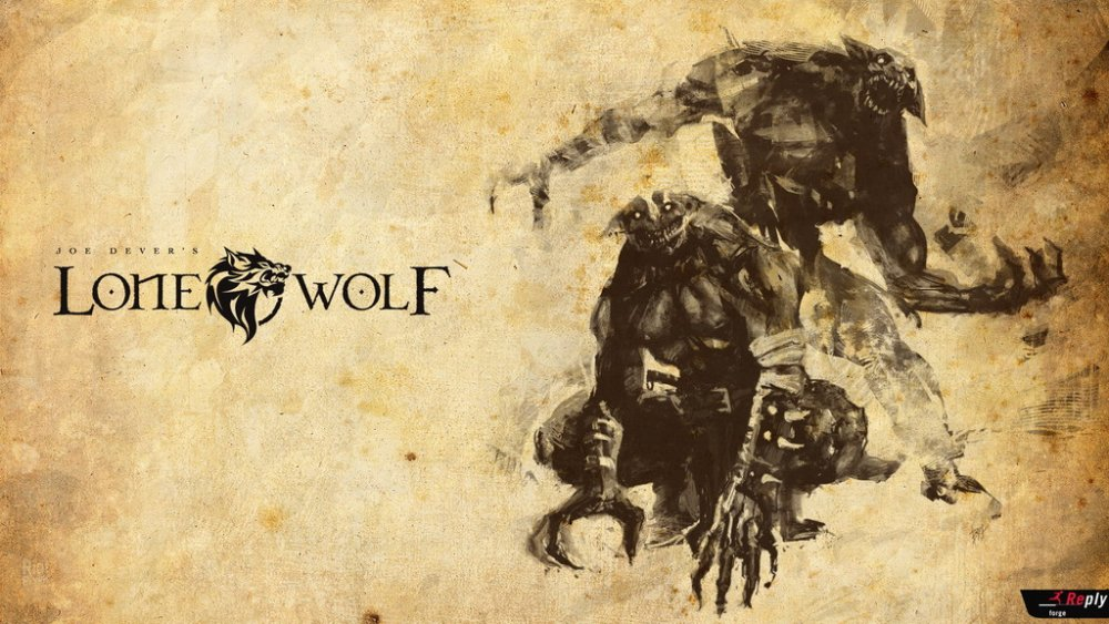 Joe Dever's Lone Wolf: Blood on the Snow