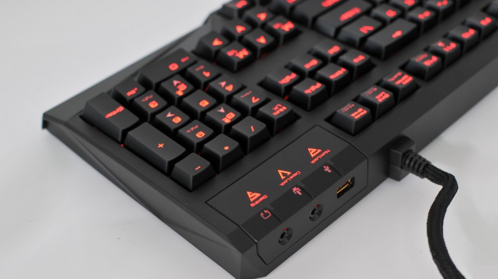Gamdias Hermes Essential Mechanical Gaming Keyboard