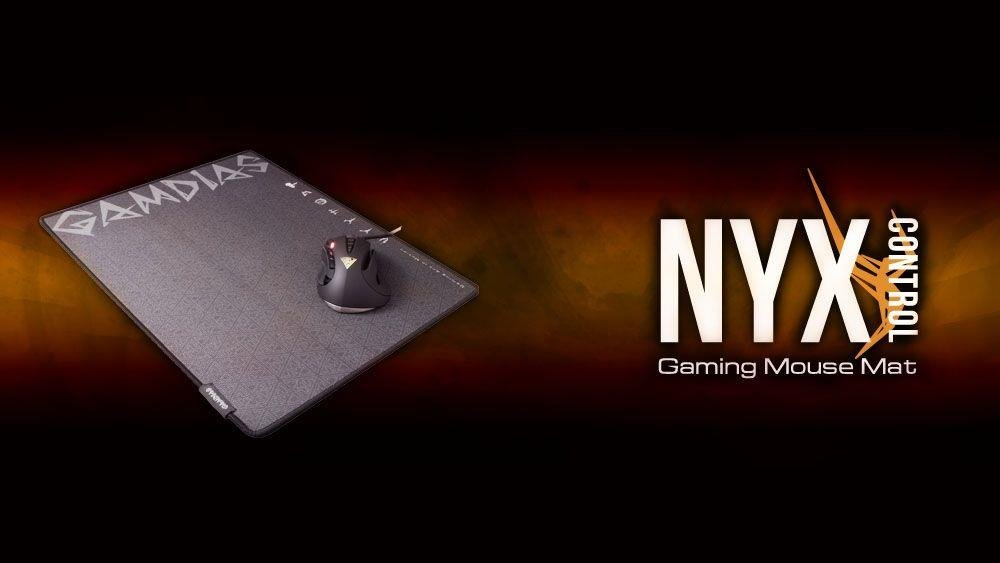 Gamdias Nyx Control Mousepad