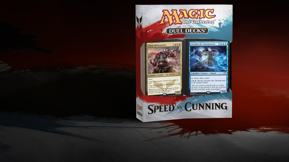Magic: The Gathering Dual Decks – Speed vs Cunning