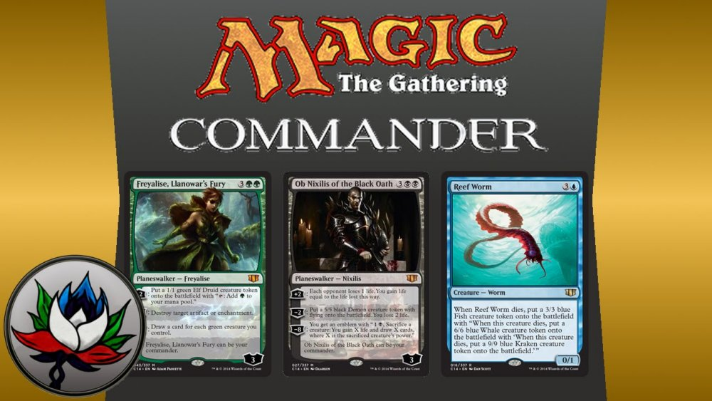 Magic: The Gathering – Commander 2014, Sworn to Darkness