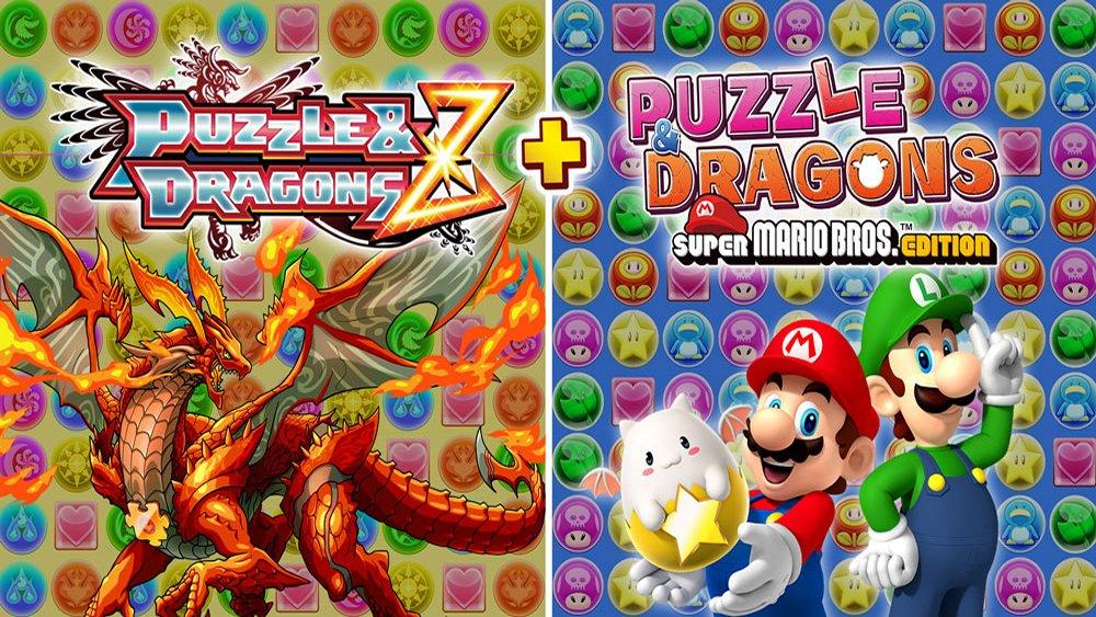 Puzzle & Dragons Z + Puzzle & Dragons Super Mario Bros. Edition