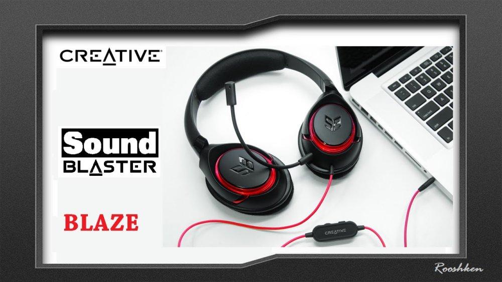 Creative Sound Blaster Blaze