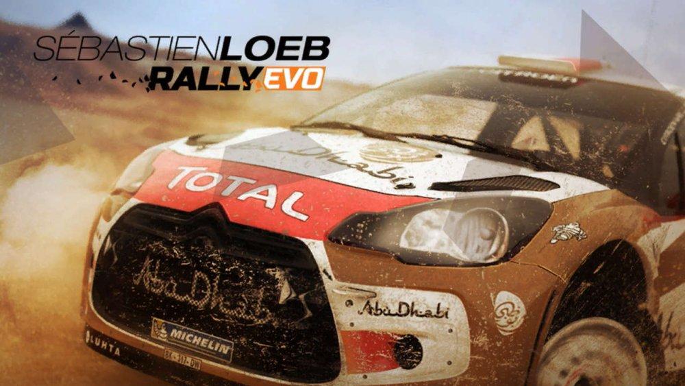 Sébastien Loeb Evo Rally