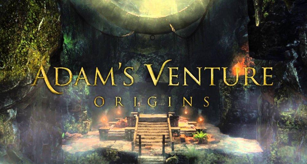 Adam's Venture: Orgins