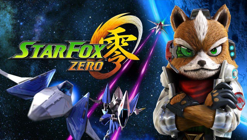 Star Fox Zero och Star Fox Guard