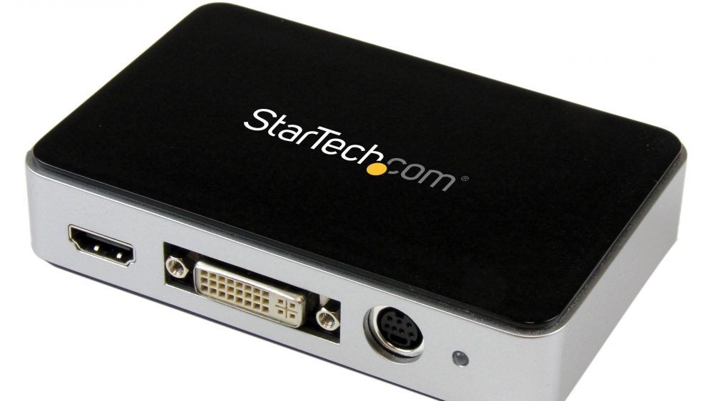 StarTech USB 3.0 Capture Device for HDMI Video