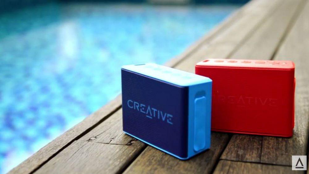 Creative Muvo 2c högtalare