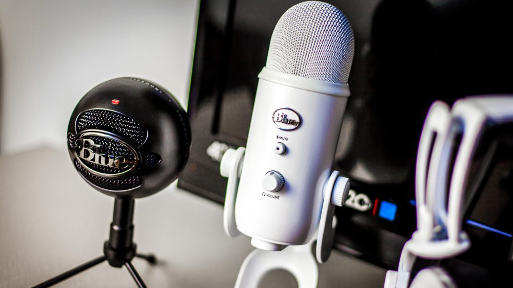 Blue Yeti Microphone Blackout Edition