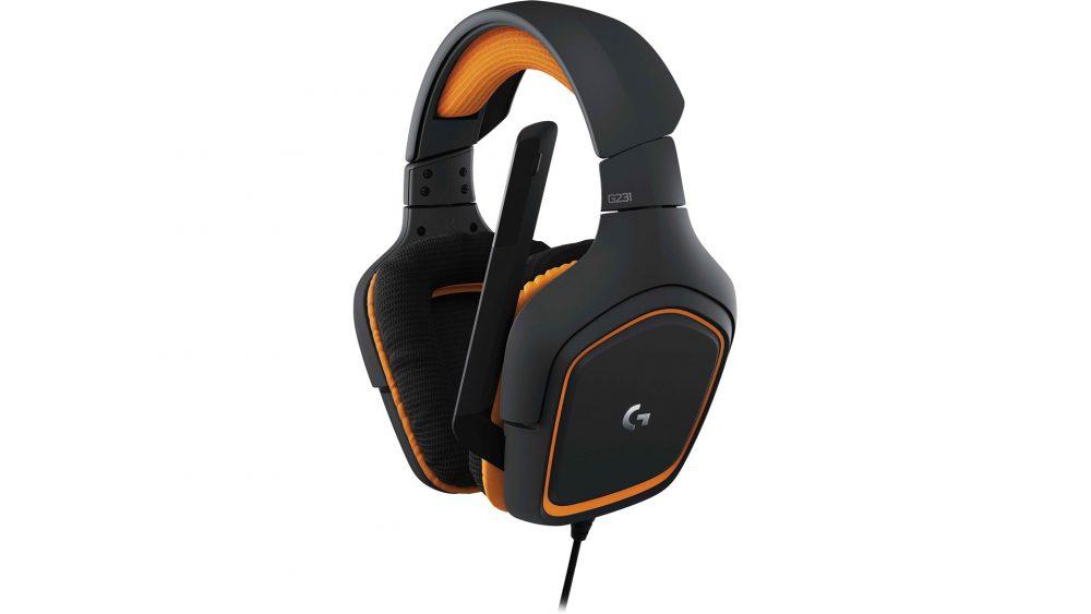 Logitech G231 Prodigy Console Gaming Headset