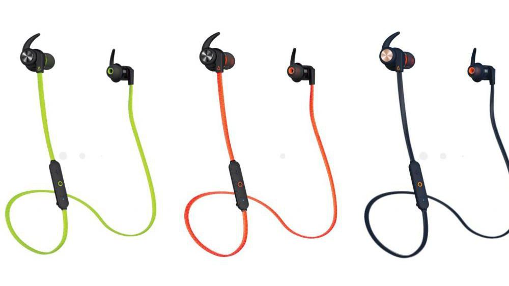 Creative Outlier Sports Wireless Headset