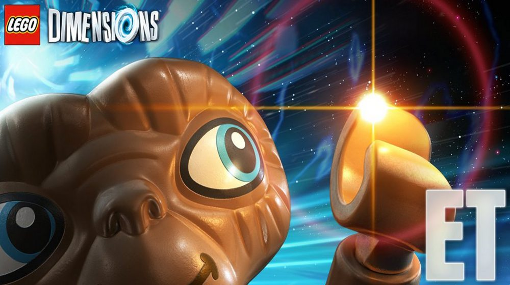 Lego Dimensions: E.T. The Extra-Terrestrial Fun Pack