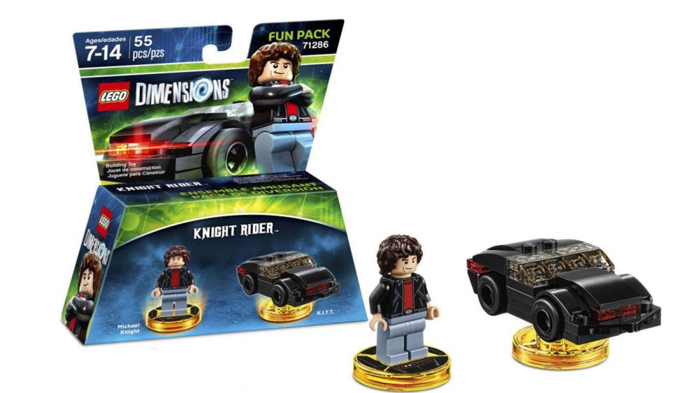 Lego Dimensions: Knight Rider Fun Pack