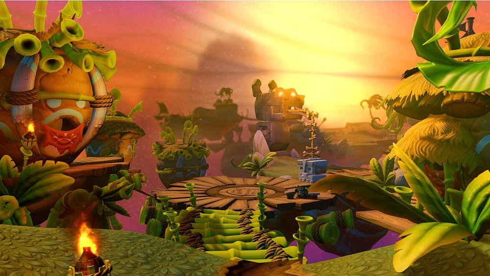Skylanders Imaginators: Cursed Tiki Temple Level Pack