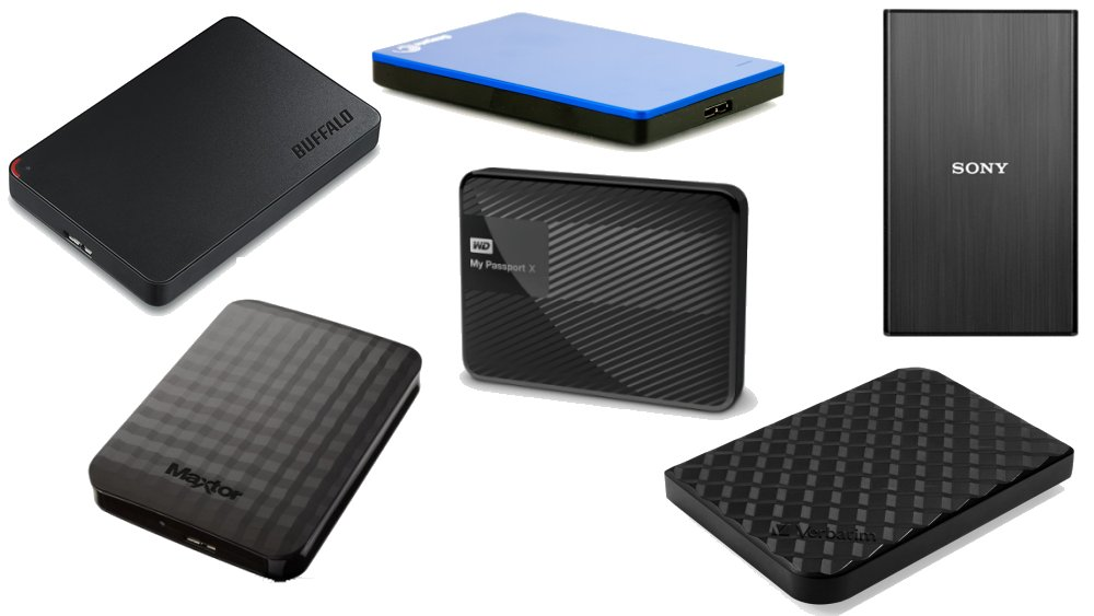Test av externa hårddiskar på Playstation 4 och Xbox One