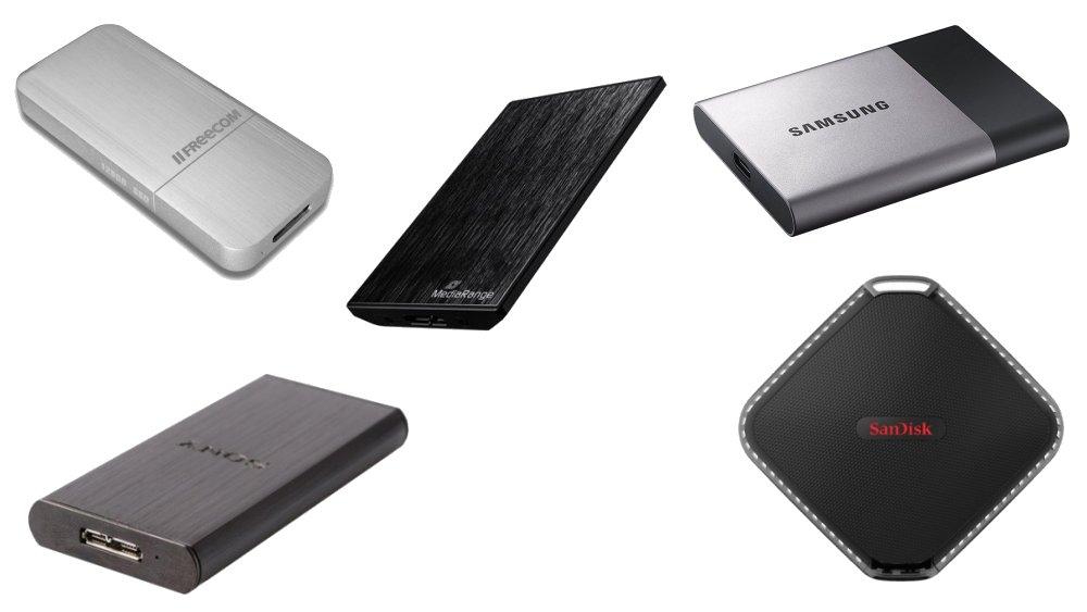 Test av externa SSD-diskar på Playstation 4 och Xbox One