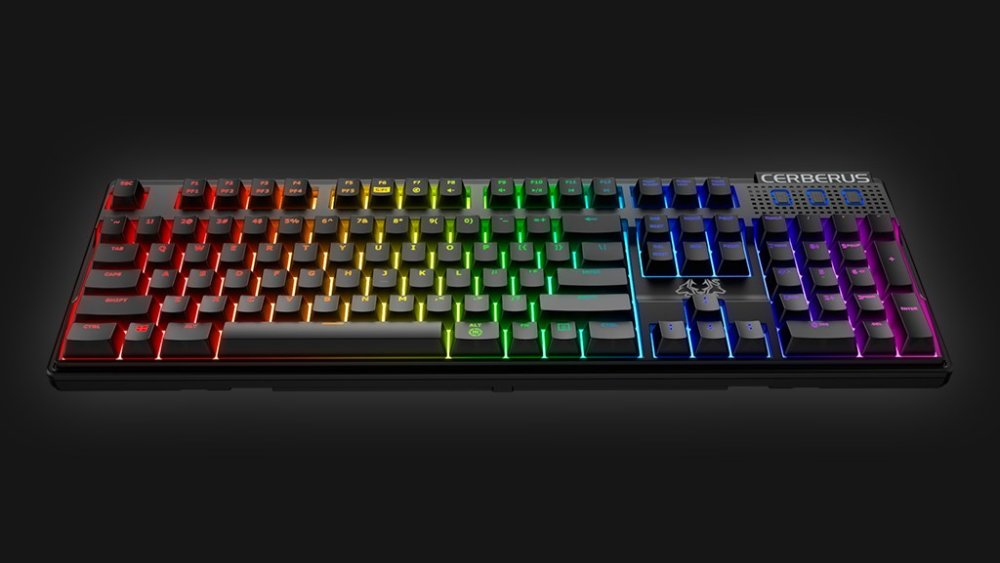 Asus Cerberus Mech RGB Gaming Keyboard
