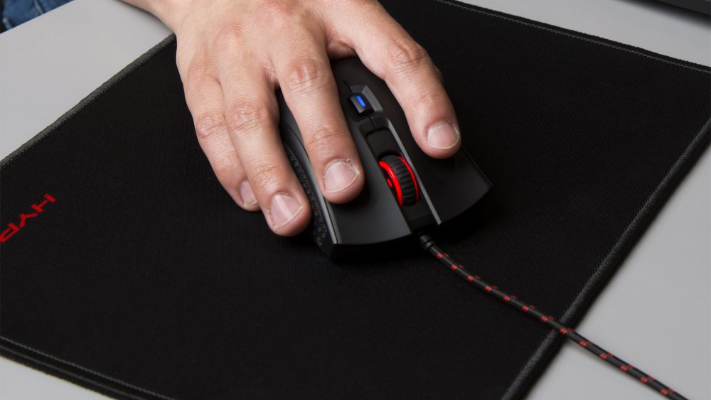 Kingston HyperX Fury S Pro Gaming Mouse Pad