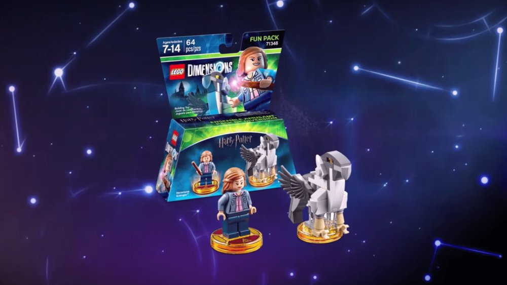 Lego Dimensions: Harry Potter Hermione Granger Fun Pack