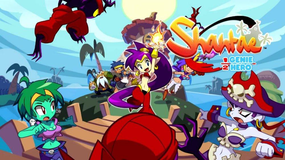 Shantae: Half-Genie Hero