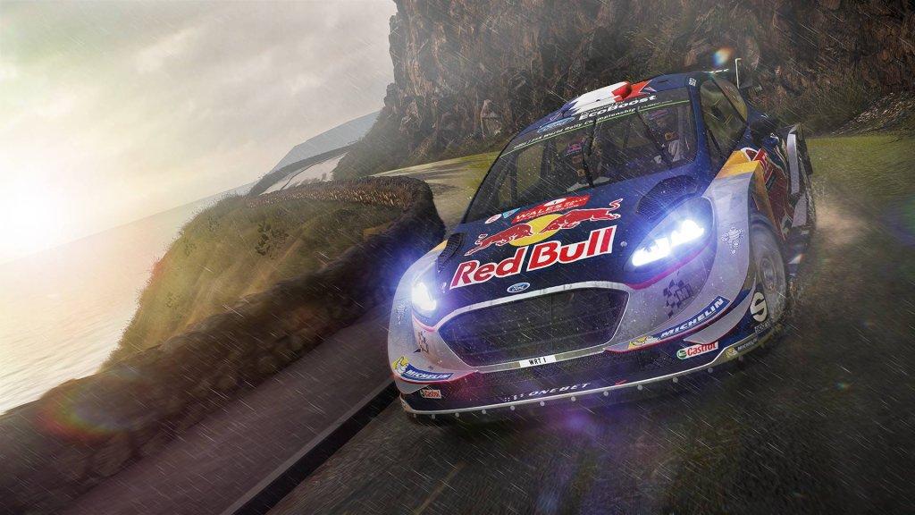 bästa rally spel xbox one