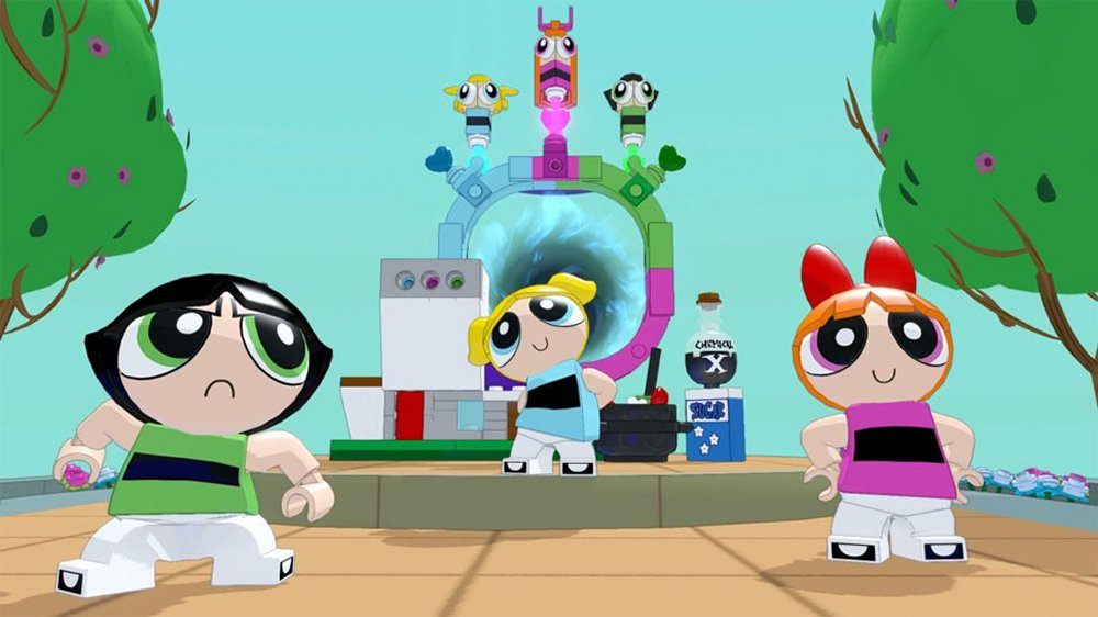 Lego Dimensions: Powerpuff Girls – Team Pack och Fun Pack