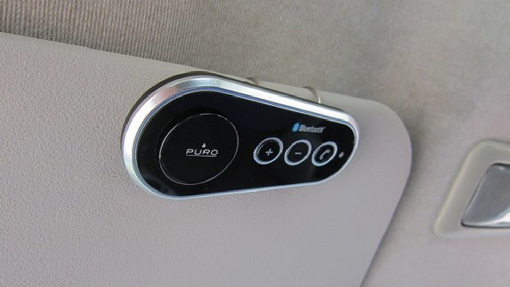 Puro Liberty Bluetooth Handsfree Car Kit