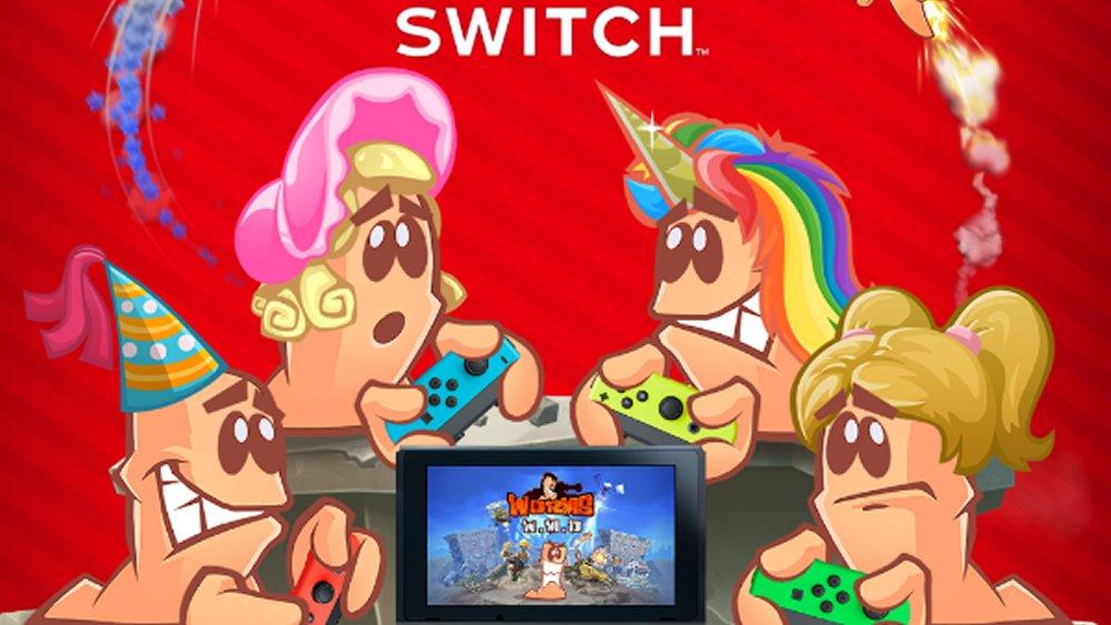 Worms W.M.D. (Switch)