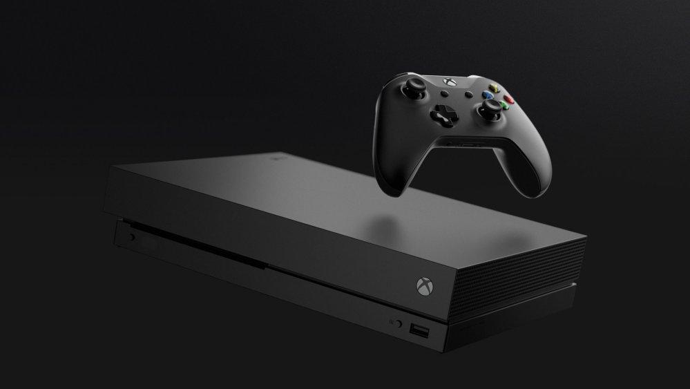 Xbox One X – ett första intryck