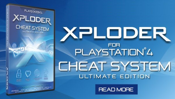 Xploder Cheat System: Ultimate Edition