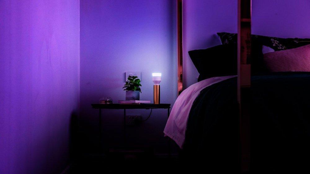 Lifx smart belysning