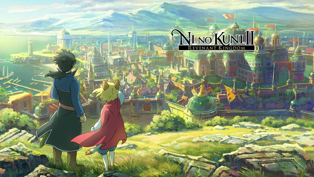 Ni No Kuni 2: Revenant Kingdom