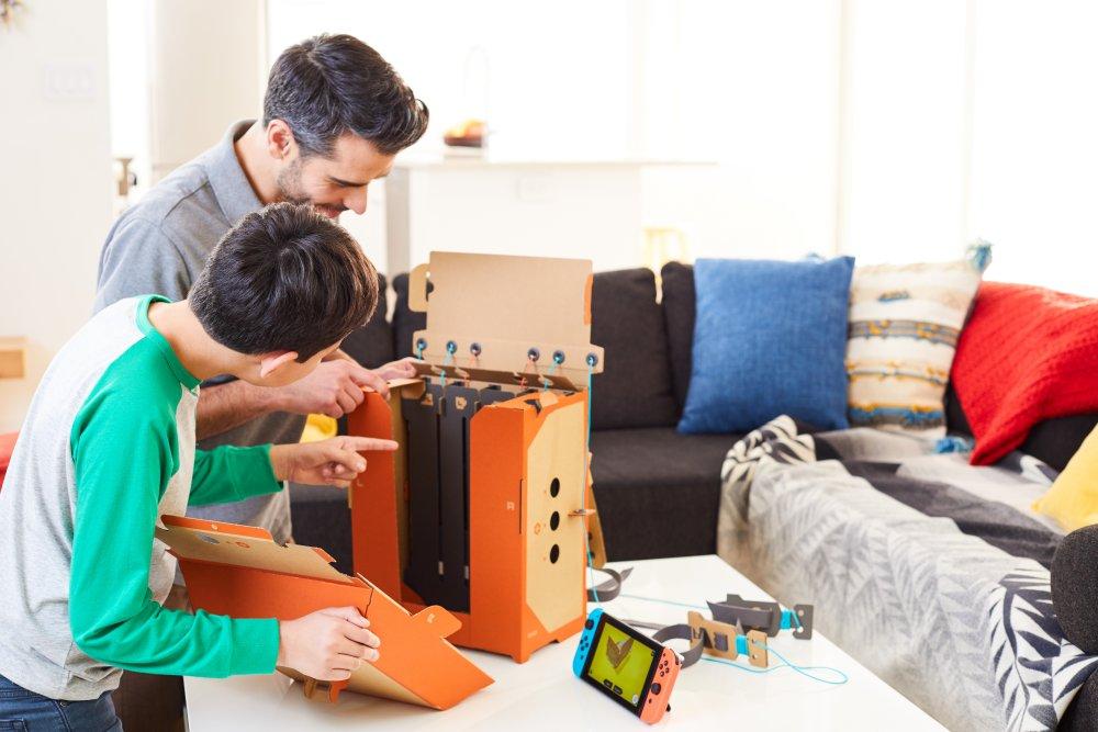 Nintendo Labo: Toy-Con 02 – Robot Kit