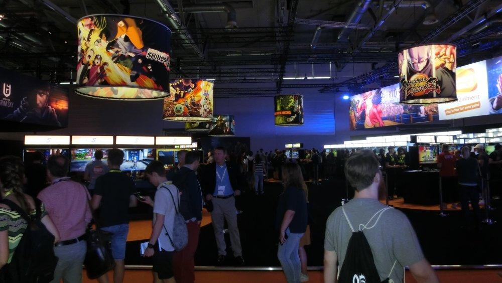 Lindas intryck av Gamescom