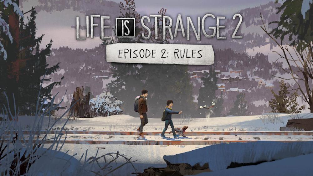 Life is Strange 2: Episode 2 – Rules