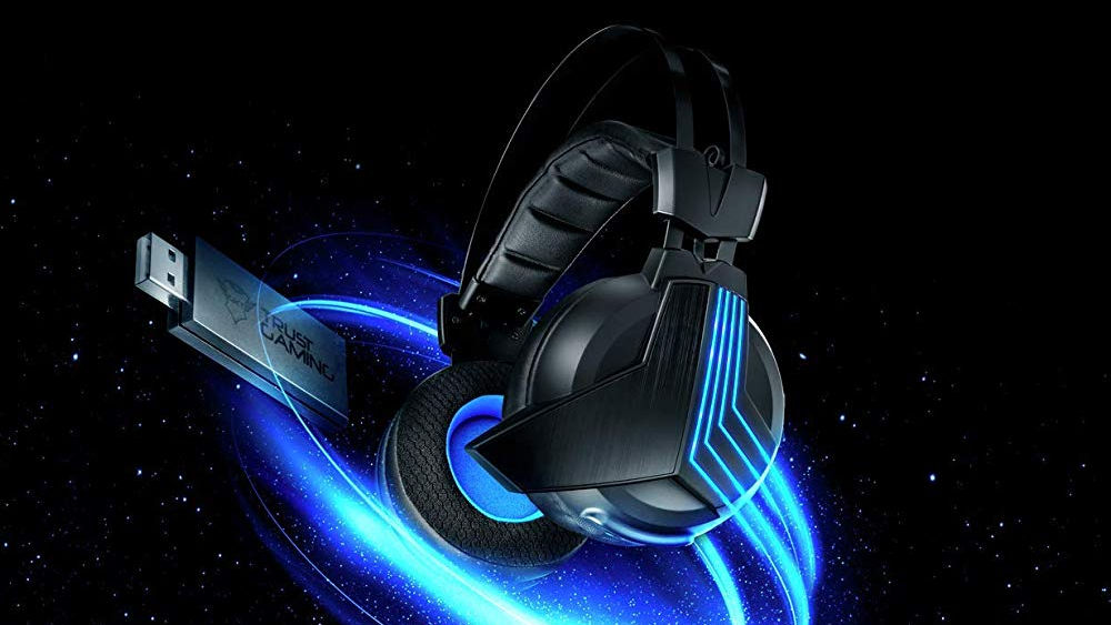 Trust GXT 393 Magna 7.1 Wireless Surround Gaming Headset