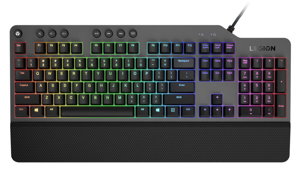 Lenovo Legion K500 RGB Mechanical Gaming Keyboard